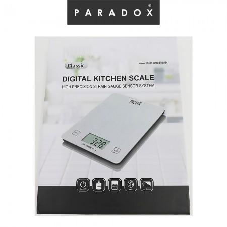 Kitchen Scale Square Max.10kg